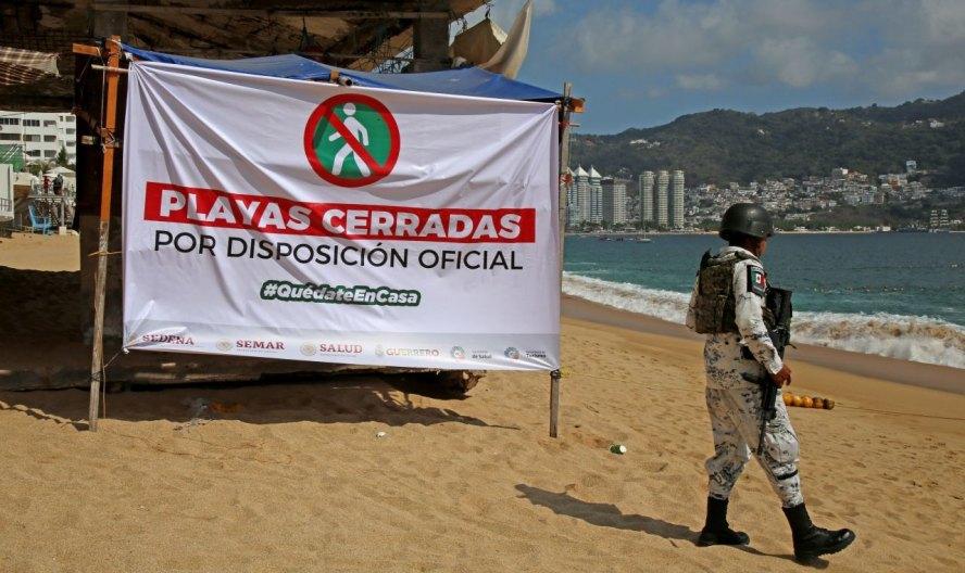 México alcanza los 840 mil casos confirmados y las 85 mil 700 muertes de COVID-19