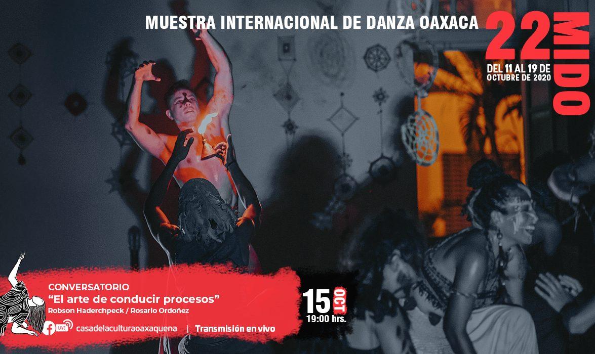 En el marco de la MIDO, conversarán Robson Haderchpeck y Rosario Ordoñez
