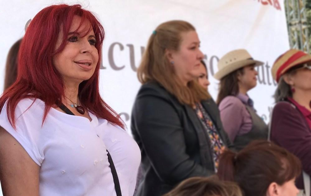 Layda Sansores, alcaldesa de Álvaro Obregón, buscará la gubernatura de Campeche