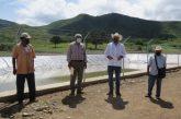 Impulsa Sedapa obras para captación de agua en Oaxaca