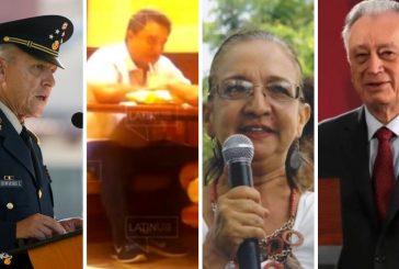 Pío, Felipa, Cienfuegos y otros actos de corrupción que marcaron el 2020