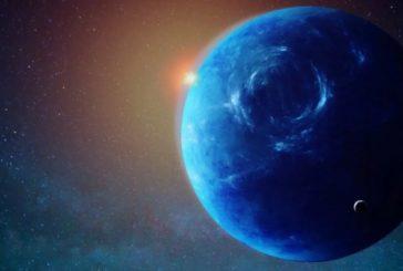Una tormenta en Neptuno cambia bruscamente de dirección y los astrónomos no saben por qué