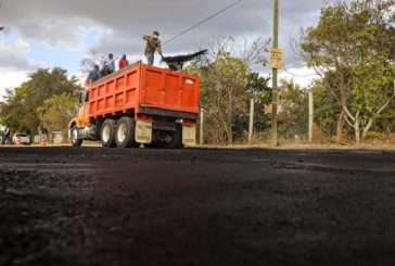 Continúa Gobierno de Xoxocotlán mejorando vialidades primarias