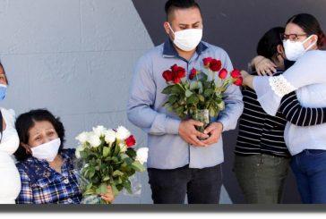 México rebasa las 150 mil muertes por COVID-19 y acumula 1 millón 771 mil casos