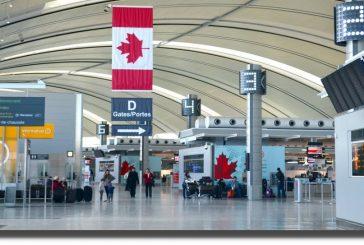 Canadá suspende vuelos a México y Caribe hasta 30 de abril, por COVID-19