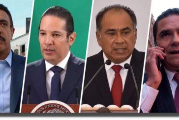 Más de la mitad de Gobernadores se han contagiado de COVID-19