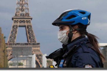 En Francia disuelven orgia de más de 100 personas por violar medidas de Covid-19