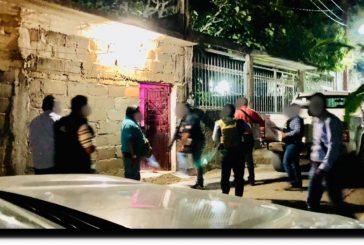 Fiscalía de Oaxaca asegura droga y detiene a cuatro personas durante operativo en el Istmo