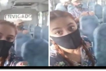 Video: mujer evita asalto gracias a que hizo un Facebook Live