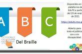 "Invita IMSS Oaxaca a participar en taller ""El abc del Braille"""