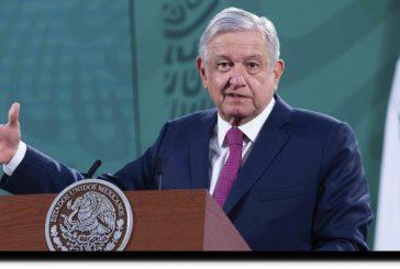 Relación con Trump fue buena y en beneficio de México, asegura AMLO