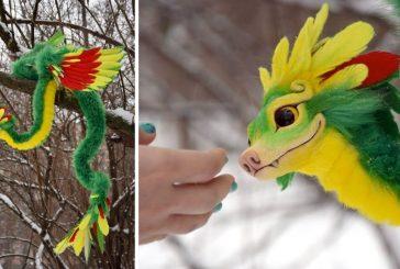 ¿Rival para 'Baby Yoda'? Llega 'Baby Quetzalcóatl' y se hace viral