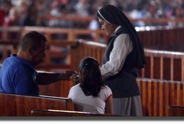 En México hay cada vez con menos fieles católicos