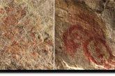 Seculta e INAH lamentan el daño a las pinturas rupestres en la Cueva de la Pintada de Mitla