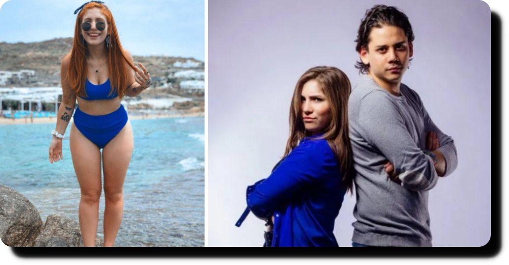 Influencer Nath Campos acusa a youtuber Rix de haber abusado de ella