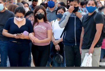México suma 156,579 muertos y 1 millón 841 mil 893 casos confirmados por COVID-19