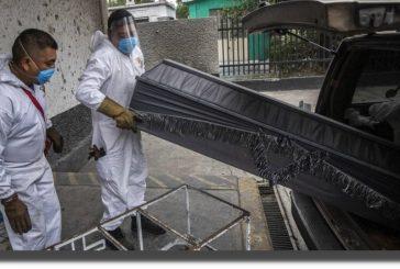 México, el segundo país con mayor letalidad por COVID-19: Universidad de Johns Hopkins