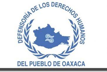 Investiga DDHPO  muerte de joven al interior de centro de detención de Mazatlán Villa de Flores; pide intervención de Fiscalía