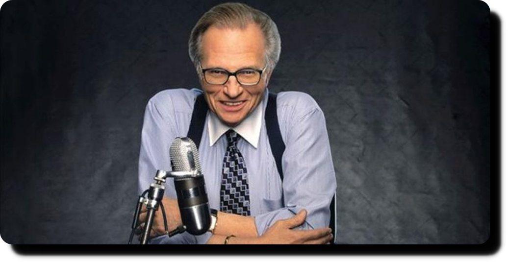 Muere Larry King, el legendario entrevistador de celebridades
