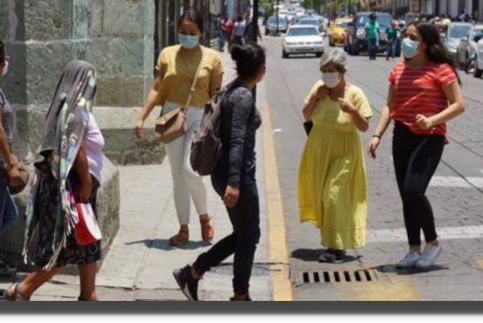 Oaxaca continúa en semáforo naranja, del 17 al 24 de enero sumaron mil 838 nuevos casos y 130 fallecimientos