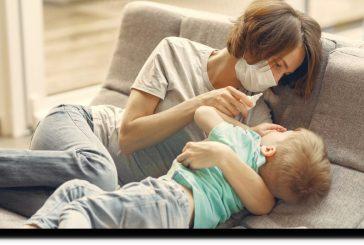 Niños, los más resistentes a la Covid-19, pero los más vulnerables al confinamiento