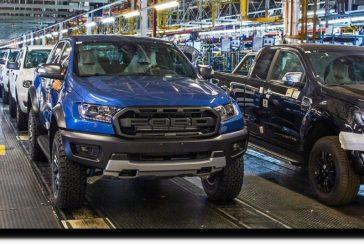 México 'coquetea' con Ford para que traslade fábricas que cerró en Brasil