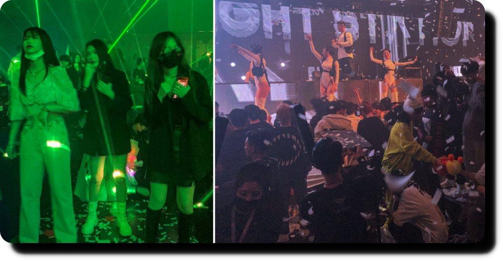 Y mientras tanto en Wuhan… fiestas masivas en bares y antros