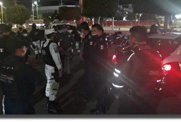 Mantiene SSP Oaxaca operativos coordinados en la Central de Abasto