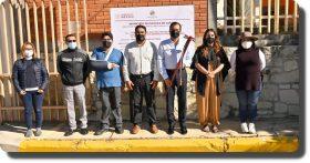 Ayuntamiento de Oaxaca de Juárez fortalece infraestructura educativa en Guadalupe Victoria