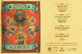 """Lista, la edición 23 de """"Noches de Arte"""" del Ayuntamiento de Oaxaca a presentarse este viernes"""