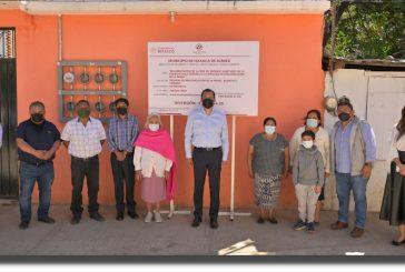 Rehabilita Ayuntamiento de Oaxaca drenaje sanitario en Cinco Señores