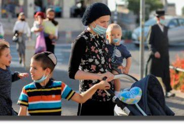 Israel aprueba toque de queda nocturno para evitar contagios de COVID-19 durante festividad judía