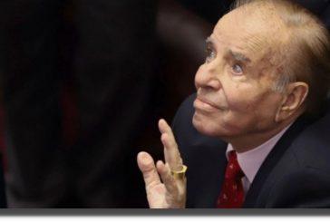 Muere Carlos Menem, expresidente de Argentina