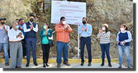 Materializa Ayuntamiento de Oaxaca obra de pavimentación la colonia Cuauhtémoc de Santa Rosa