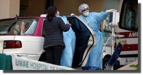 México llega a los 182 mil 815 muertos por COVID-19
