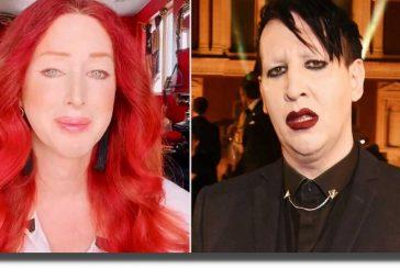 Estilista denuncia que Marilyn Manson le apuntó con un arma, es la novena mujer que declara en su contra