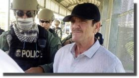 """Juez ordena liberación de """"El Güero"""" Palma, pionero del Cártel de Sinaloa"""