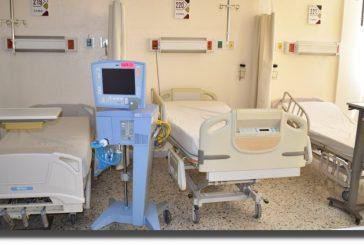 Reapertura Hospital Civil los Servicios de Medicina Interna y Traumatología
