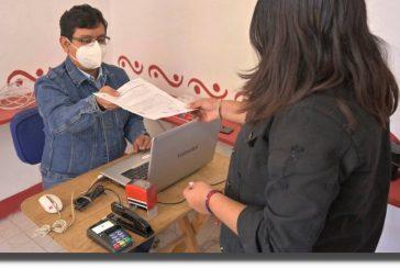 Acerca Ayuntamiento de Oaxaca cajas recaudadoras itinerantes a Candiani y San Juan Chapultepec