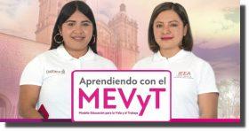 Estrena IEEA y CORTV programa educativo en Oaxaca
