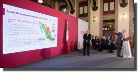 por 4° mes consecutivo, México es el peor país para vivir durante pandemia por covid-19: Bloomberg