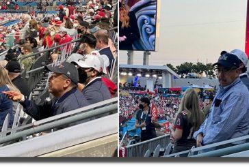 Cachan a coordinador de Salud Toluca en el Super Bowl; lo separan del cargo