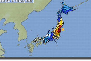 Terremoto de 7.1 grados Ritcher sacude a Japón