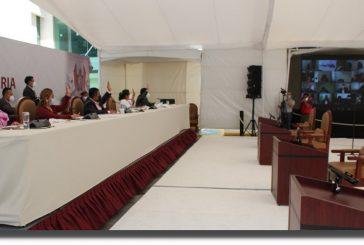 Aprueba Congreso de Oaxaca castigo por robo de agave, en centros escolares, de medicamentos y en bancos