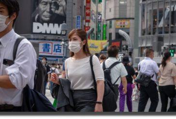 Japón prolongará hasta marzo el estado de emergencia por la pandemia de coronavirus
