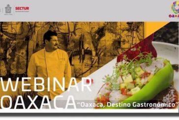 Oaxaca preparado para ofrecer experiencias gastronómicas de excelencia y calidad mundial: Chef Alejandro Ruiz