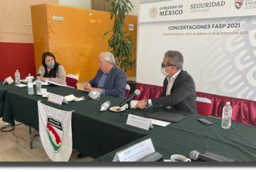 Destinan 264.9 mdp para Oaxaca, a través del Fondo de Aportaciones para la Seguridad Pública