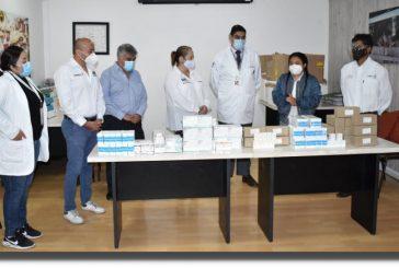 Abastece Gobierno del Estado con medicamentos oncológicos al hospital de la Niñez Oaxaqueña