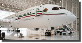 AMLO vuelve a ofrecer el avión presidencial y anuncia subasta de 19 aeronaves