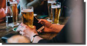 """Dentro de poco podrás configurar """"el modo borracho"""" en tu WhatsApp"""
